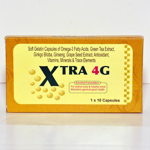 XTRA-4g Capsules