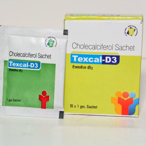 TEXCAL - D3