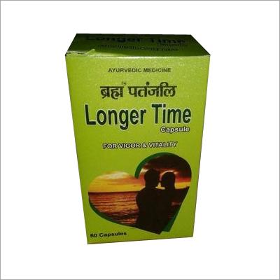 Capsule for Longer Time