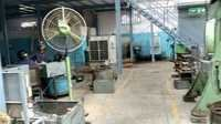 Portable Evaporative Air Cooler For Machinery Area