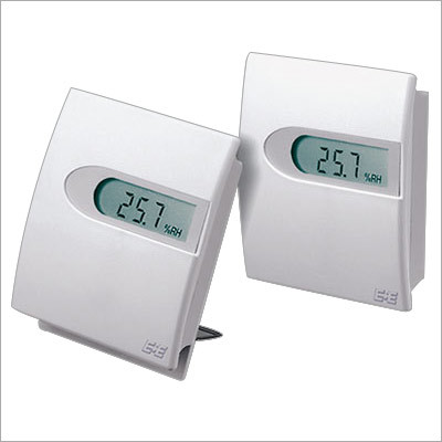 High Precision Thermo - Hygrometer