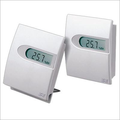 High Precision Thermo - Hygrometer