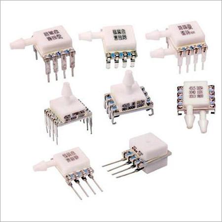 PC Board Mountable Pressure Sensor Combination Temperature