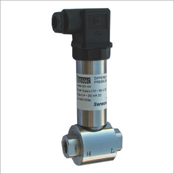 Wet-Wet Differential Pressure Transmitter