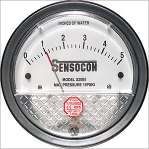 Low-Cost Differential Pressure Gauge