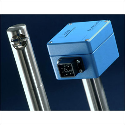 Flow Measurement with Sensors ZS25 at Working Temperatures