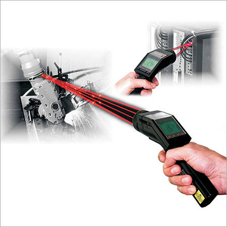 PSC Portable Laser Sight Thermometer