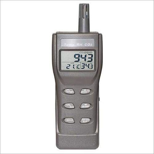 Portable Carbon Dioxide Instrument