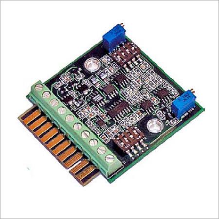 Voltage Output, LVDT-RVDT OEM Signal Conditioner