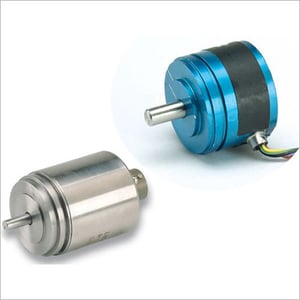 AC-Operated Rotary Variable Differential Transformers