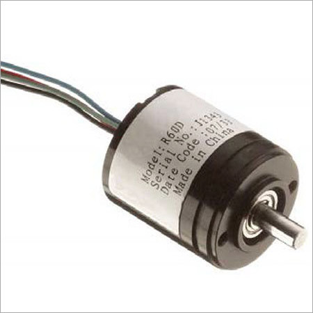 DC Operated Rotary Variable Inductance Transducer