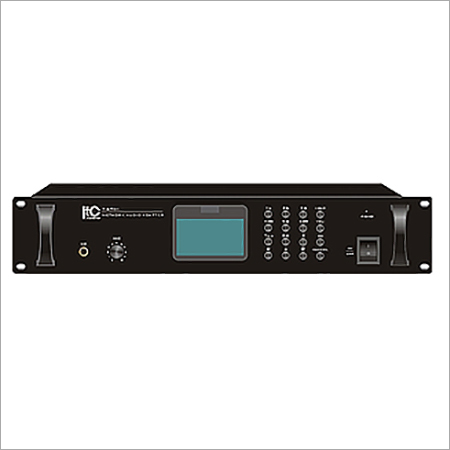 IP Network Audio Adapter