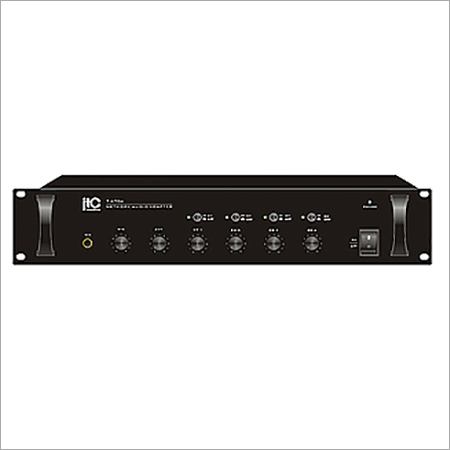 Four Channel IP Network Audio Adapter