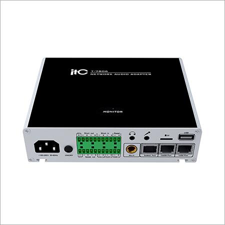 Mini IP Network Audio Terminal