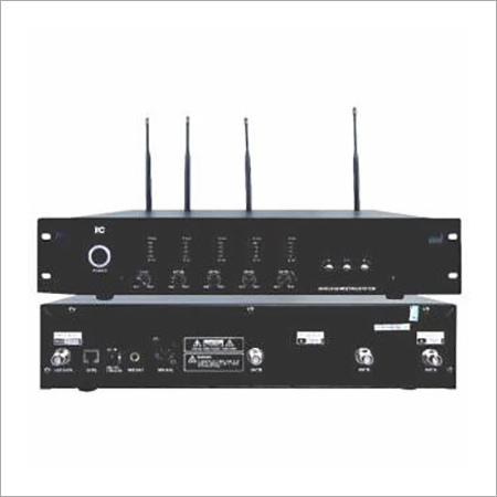 UHF Wireless Conference System main Controller