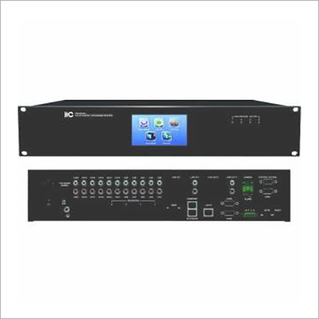 Digital Audio Conference System Controller