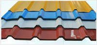 Colour Coated Metal Profile Sheet