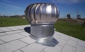 Roofing Turbine Ventilators