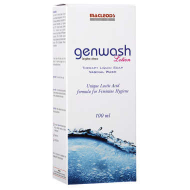 Genwash Vaginal Wash