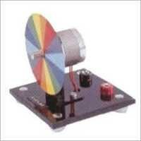 NEWTON'S COLOR DISC 4-6 V DC