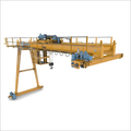 Semi Gantry HOT Cranes