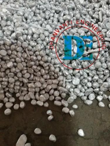 Aluminium Granules Machine