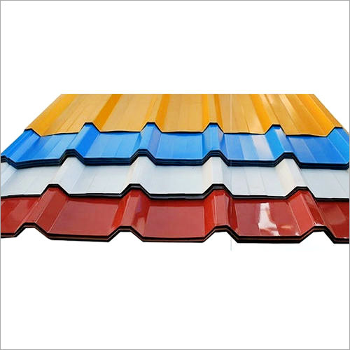 Color Roofing Sheet
