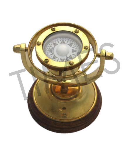 Nautical Compass with Stand