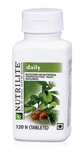 Nutrilite Daily Multivitamin and Multimineral Tablet