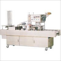 Automatic Mineral water glass fill seal Machine