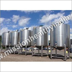 Stainless Steel Process Tanks and Vessels