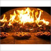 Industrial Wood Fired Pizza Oven