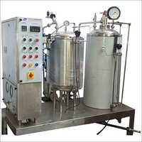 Buffer Carbonation Machine