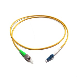 FC-APC to LC-PC Patch Cord