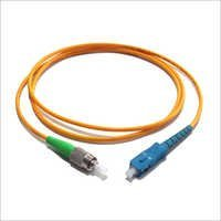 FC-APC to SC-PC Path Cord