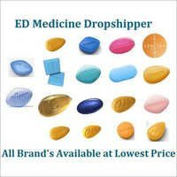 ED Medicine Drop Shipper