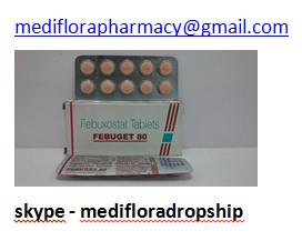 Febuget Medicine