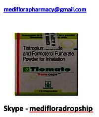 Tiomate Transcap Medicine