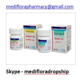 Erlotinib Tablets IP