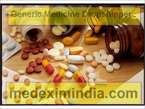 Generic Medicine Drop Shipper