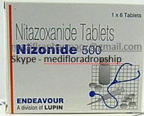 Nizonide Tablet