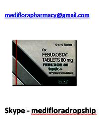 Febuxor Medicine