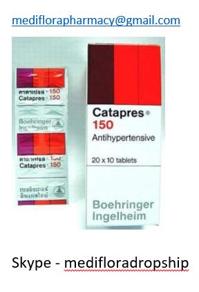 Catapres Medicine