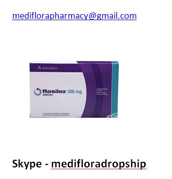 Rasilez Medicine