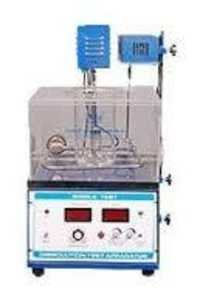 DISSOLUTION RATE TEST APPARATUS (ELECTRICALLY OPERATED
