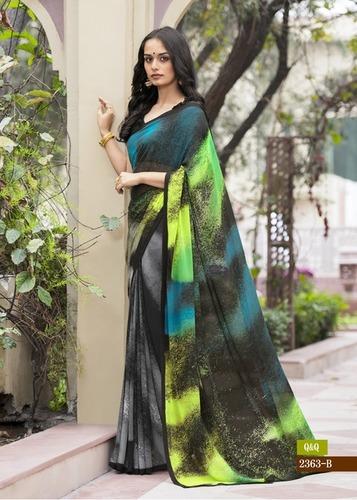 Ladies Printed Saree(LEELA-2)