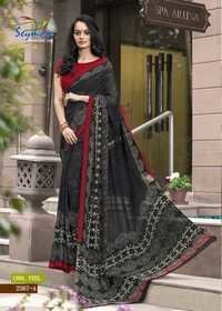 Regular Wear Printed Saree
