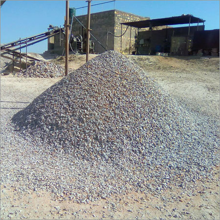 Crushed Stone Aggregates