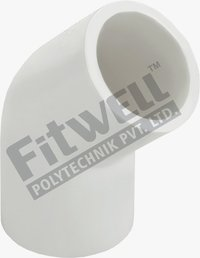 UPVC Elbow 45 degree