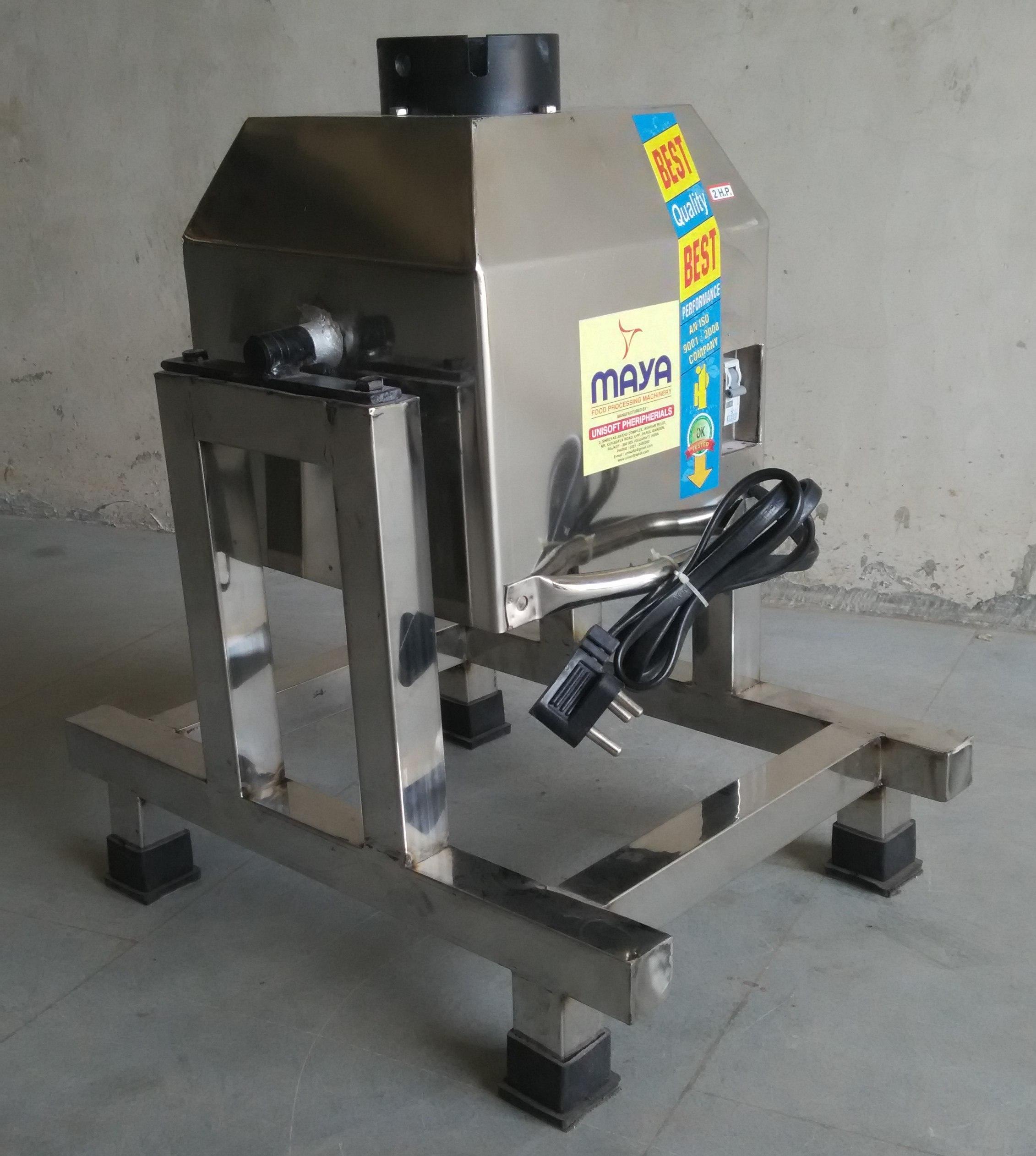 Tilting Mixer Grinder